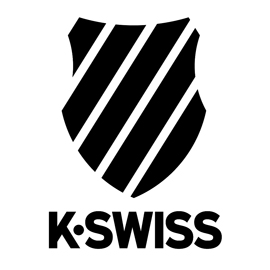 K-Swiss Logo Stencil