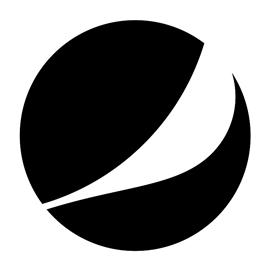Pepsi Logo Stencil