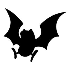 Pokemon – Golbat Silhouette Stencil