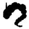 Pokemon - Onix Silhouette Stencil