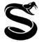 Splyce Logo Stencil