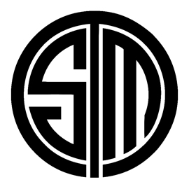 Team SoloMid Logo Stencil