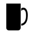Coffee Mug Stencil