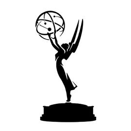 Emmy Award Stencil