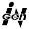 InGen Logo Stencil