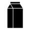 Milk Carton Stencil