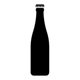 Soda Bottle Stencil