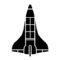 Space Shuttle 03 Stencil