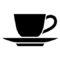 Tea Cup Stencil