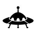 UFO Stencil