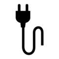 Electrical Plug Stencil