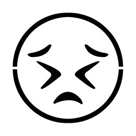 Emoji – Persevering Stencil
