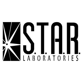 Star Laboratories Logo Stencil