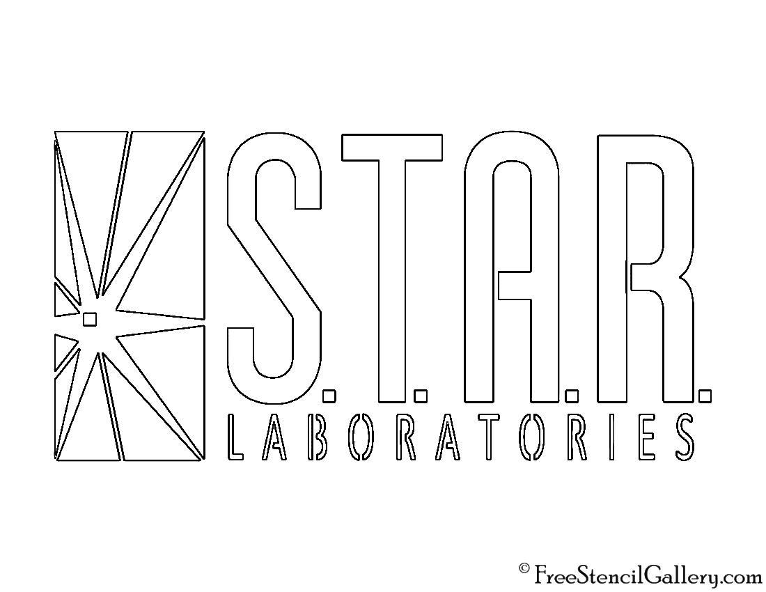 how to make a star stencil