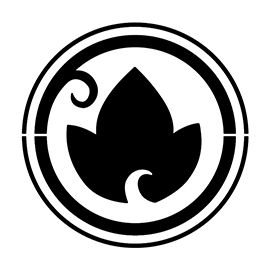 Lego – Elves Earth Symbol Stencil