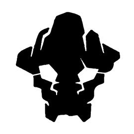Lego – Ninjago Earth Symbol Stencil