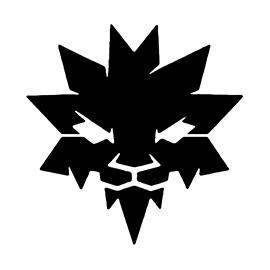 Lego – Ninjago Ice Symbol Stencil