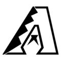 MLB - Arizona Diamondbacks Logo Stencil