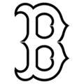 MLB - Boston Red Sox Logo Stencil