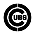 MLB - Chicago Cubs Logo Stencil