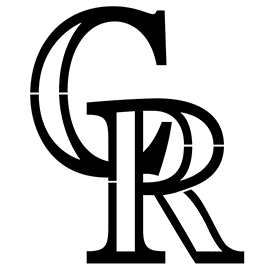 rockie logo coloring pages - photo#10