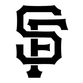 MLB – San Francisco Giants Logo Stencil