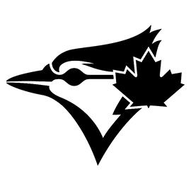 MLB – Toronto Blue Jays Logo Stencil