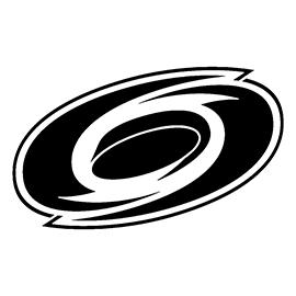 NHL – Carolina Hurricanes Logo Stencil