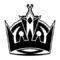 NHL - Los Angeles Kings Logo Stencil
