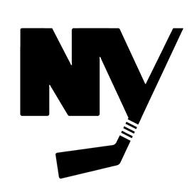 NHL – New York Islanders Logo Stencil