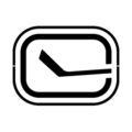 NHL - Vancouver Canucks Logo Stencil