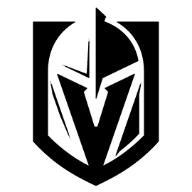 NHL – Vegas Golden Knights Logo Stencil