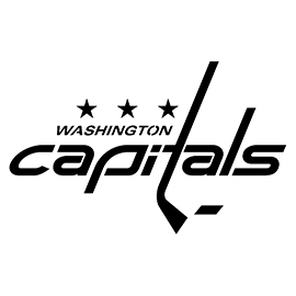 NHL – Washington Capitals Logo Stencil