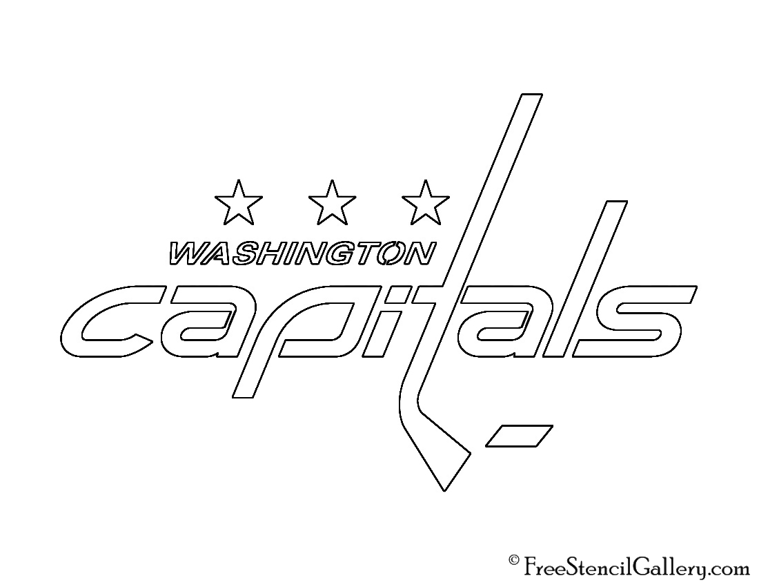 NHL Washington Capitals Logo