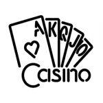 Neon Sign - Casino Stencil