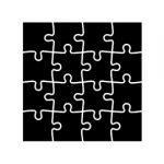 Puzzle Stencil