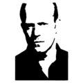 Jason Statham 01 Stencil