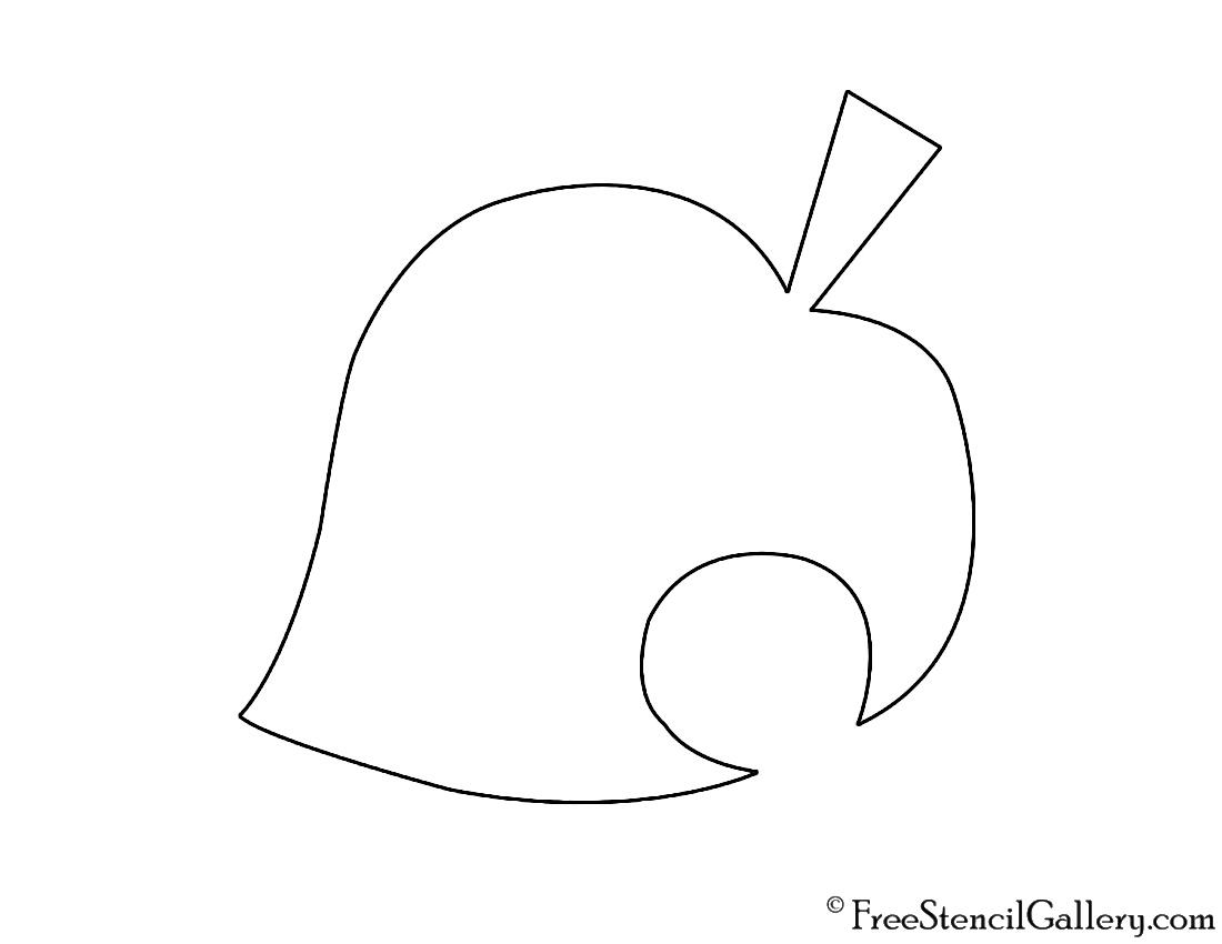 Animal Crossing Symbol Stencil Free Stencil Gallery