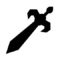 Fire Emblem Falchion Symbol Stencil