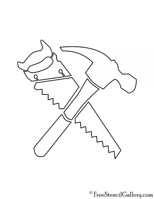 Fornite Constructor Symbol Stencil