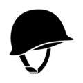 Fornite Soldier Symbol Stencil
