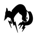 Metal Gear FOX Unit Symbol Stencil