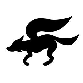 Star Fox Symbol Stencil
