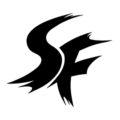 Street Fighter Symbol Stencil