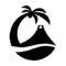 Wii Sports Wuhu Island Symbol Stencil