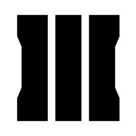 Call of Duty – Black Ops 3 Logo Stencil