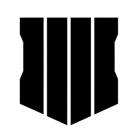 Call of Duty – Black Ops 4 Logo Stencil
