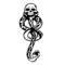 Death Eater - Dark Mark Stencil