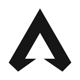 Apex Legends Logo Stencil
