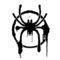 Spiderman - Miles Morales Symbol Stencil